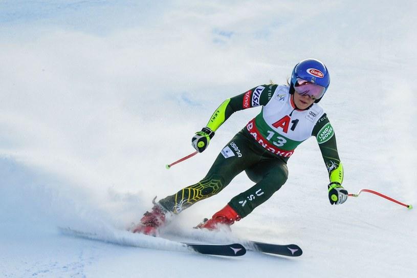 Mikaela Shiffrin, najlepsza obecnie na świecie narciarka alpejska /AFP