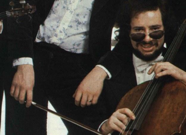 Mike Edwards był jednym z założycieli Electric Light Orchestra /
