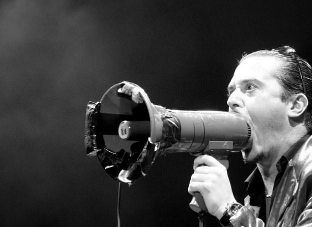Mike Patton szykuje album po włosku - fot. Mark Metcalfe /Getty Images/Flash Press Media