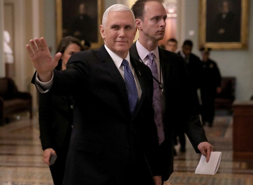 Mike Pence /AFP