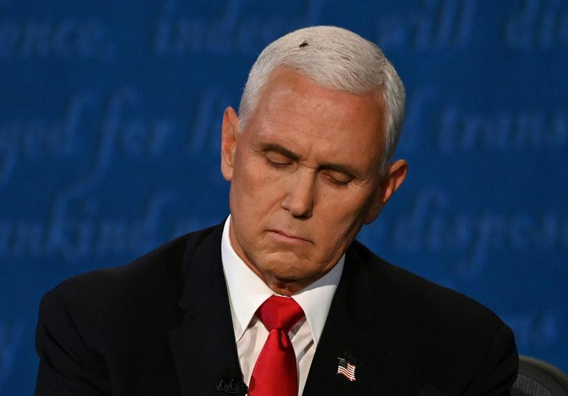 Mike Pence /Eric BARADAT /AFP