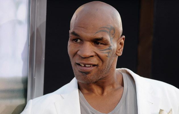 Mike Tyson, fot. Jason Merritt  /Getty Images/Flash Press Media