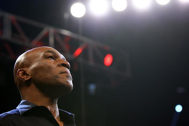 Mike Tyson /fot. Mike Stobe, AFP/Getty Images /AFP