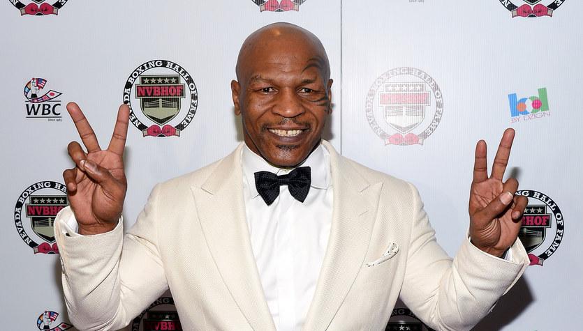 Mike Tyson przyznaje: Byłem na haju przed walką z Gołotą