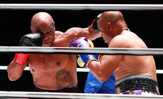 """Mike Tyson vs Roy Jones Jr., czyli legendy wróciły do ringu. """"Przyjmować ciosy Mike'a to coś niezwykłego"""""""