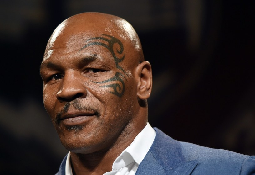 Mike Tyson /AFP