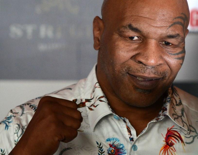 Mike Tyson /AFP