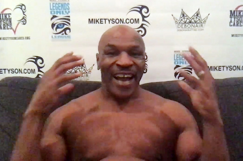 Mike Tyson /Getty Images