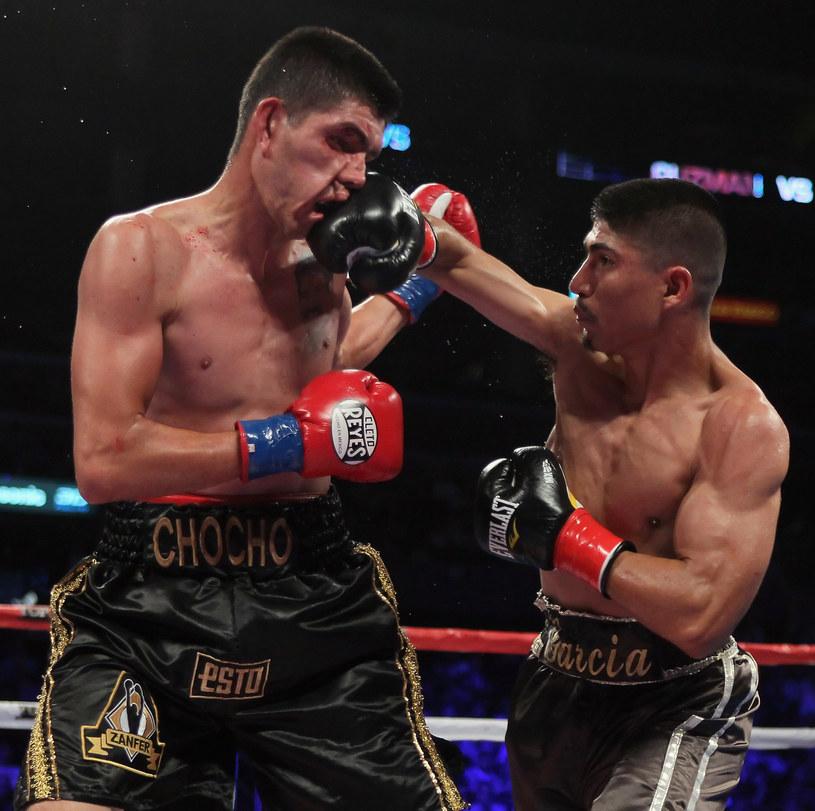 Mikey Garcia (z prawej) /AFP