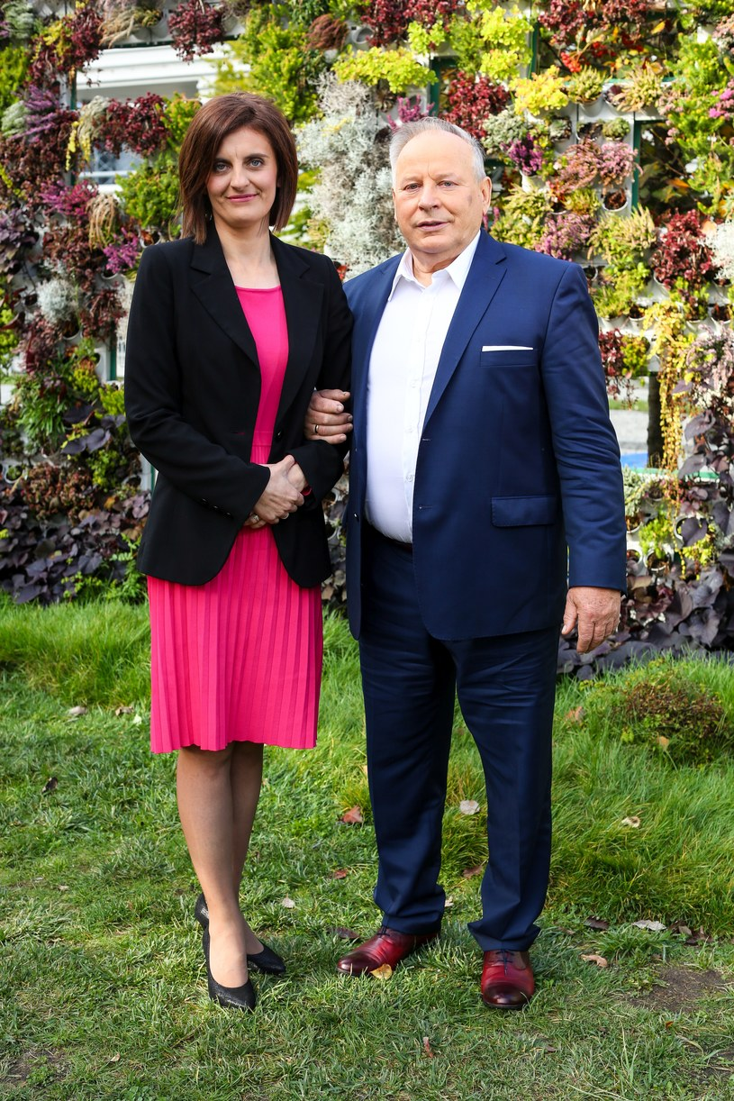 Mikołaj i Marta /Krzysztof Kuczyk /Agencja FORUM