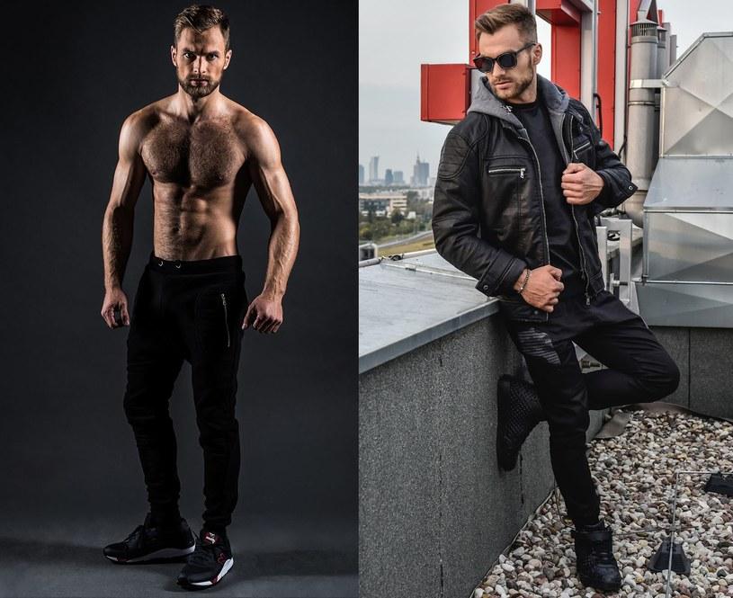 Mikołaj Kominek /Sesja zdjęciowa dla Ozonee.pl - partnera strategicznego konkursu Mister Polski 2016