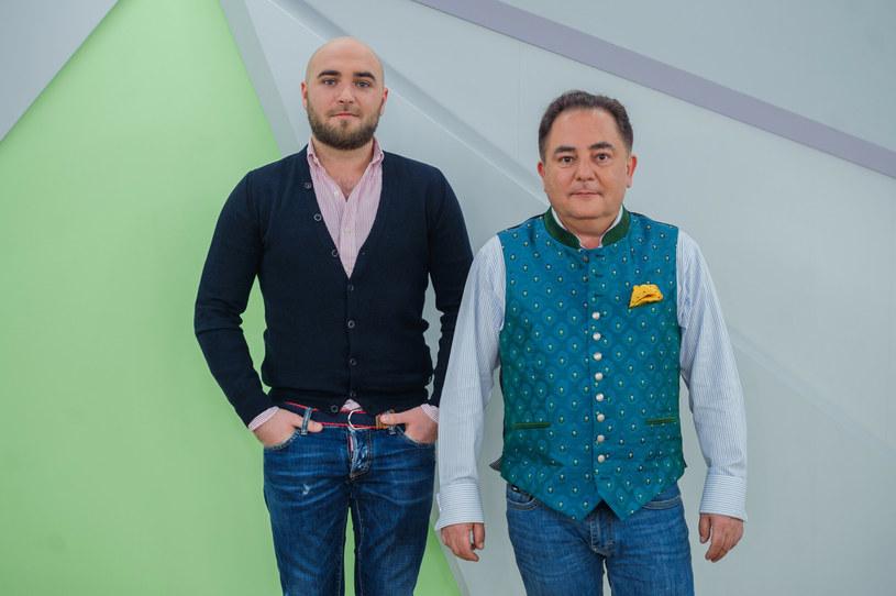 Mikołaj Makłowicz i Robert Makłowicz w 2018 /Tomasz Urbanek/DDTVN /East News