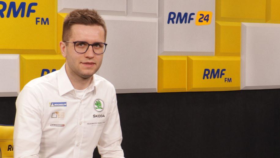 Mikołaj Marczyk /Jakub Rutka /Archiwum RMF FM