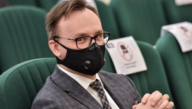 Mikołaj Pawlak /Wojtek Jargiło /PAP