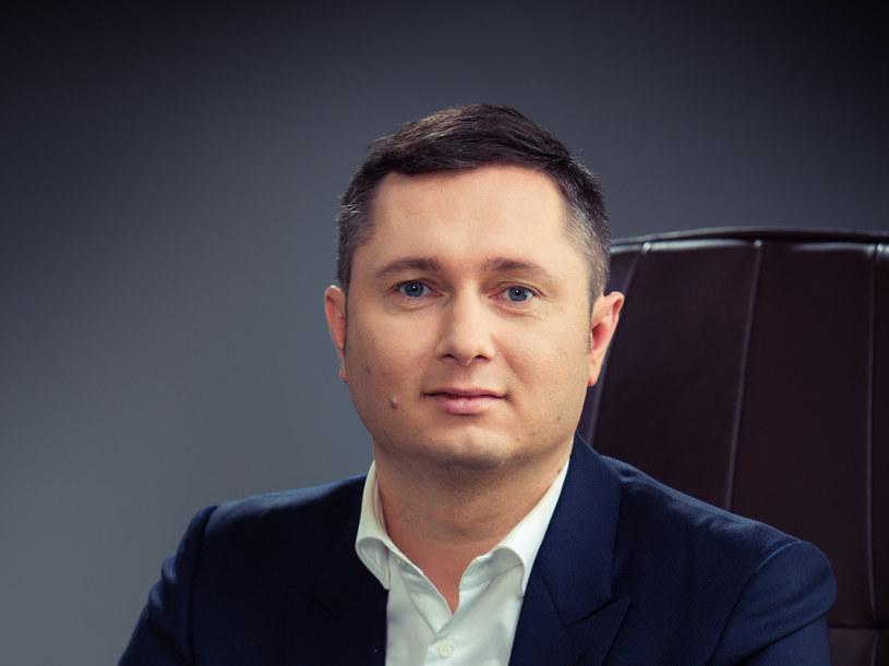 Mikołaj Placek, prezes Onoplastu, źródło: archiwum Oknoplast Sp. z o.o. /&nbsp