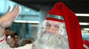 Mikołaj przypływa statkiem z Hiszpanii