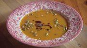 Mikołaj Rey przygotowuje zupę dyniową z pszenicą