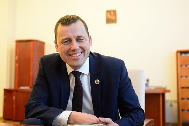 """Mikołaj Wild. Fot. Zbigniew Kaczmarek """"Gazeta Polska"""" /FORUM"""
