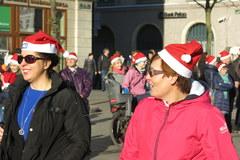 Mikołajowy rekord na krakowskim Rynku!