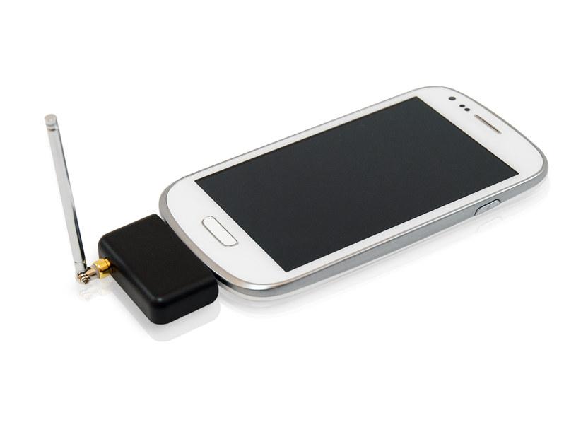 Mikro tuner DVB-T dla smartfonów z Androidem /materiały prasowe