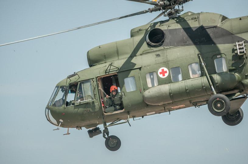 Mikrochip może ułatwić ratownikom pracę podczas misji CSAR i SAR /Wojtek Płonka /INTERIA.PL