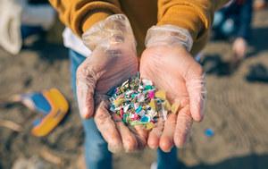 Mikroplastik w oceanach to często cząstki farb