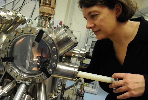 Mikroskop tunelowy w jednym z australijskich laboratoriów /AFP