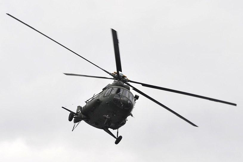 Mil Mi-8 z którego bardzo często korzystają jednostki specjalne /East News
