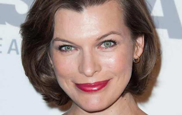 Mila Jovovich /- /Getty Images
