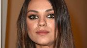 Mila Kunis: Ciąża z premierą w tle