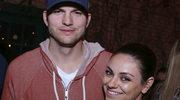 Mila Kunis i Ashton Kutcher już po ślubie!