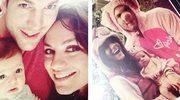 Mila Kunis i Ashton Kutcher: Pierwsze zdjęcie z córką