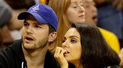 Mila Kunis i Ashton Kutcher spodziewają się drugiego dziecka