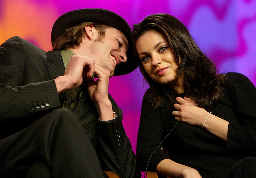 Mila Kunis i Ashton Kutcher /Kevin Winter/YouTube /Getty Images
