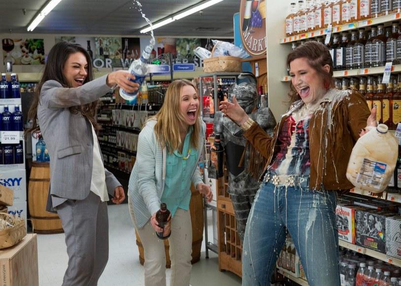 """Mila Kunis, Kristen Bell i Kathryn Hahn, czyli tytułowe """"złe mamuśki"""" /materiały prasowe"""