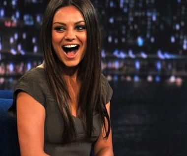Mila Kunis nie marzyła o zostaniu gwiazdą
