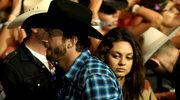 Mila Kunis obawia się, że Ashton Kutcher ją zdradzi!