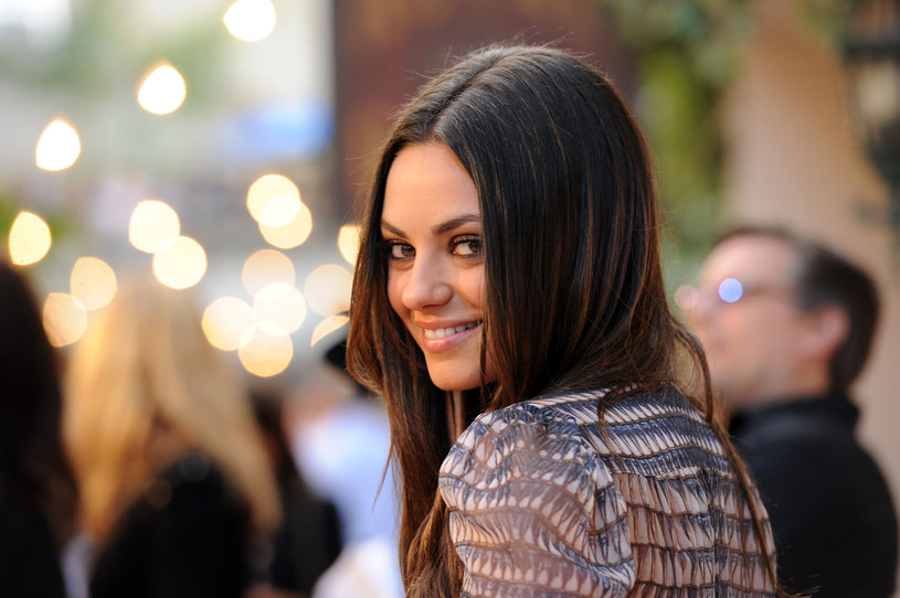 Mila Kunis /Getty Images/Flash Press Media