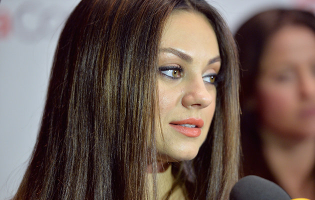 Mila Kunis /Alberto E. Rodriguez /Getty Images