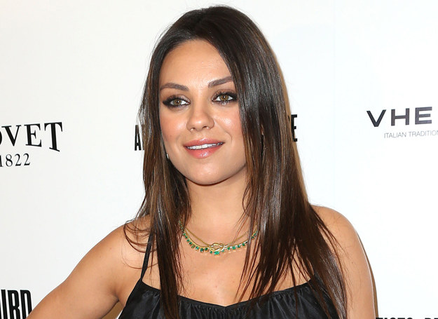 Mila Kunis /Getty Images