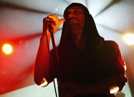 Milan Fras (Laibach) - fot. Jim Dyson /Getty Images/Flash Press Media