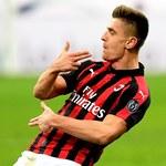 Milan pokonuje Cagliari. Piątek strzelił kolejnego gola
