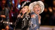 Miley Cyrus i Madonna w kampanii przeciwko przemocy domowej