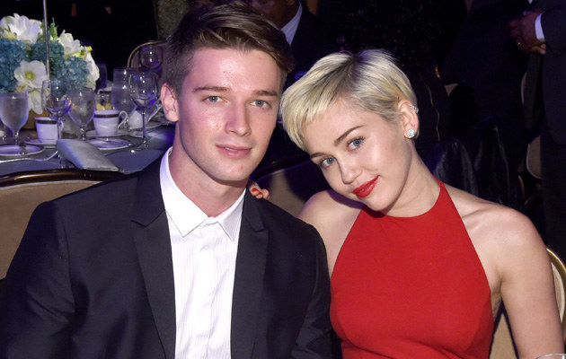 Miley Cyrus i Patrick Schwarzenegger znów są razem /Larry Busacca /Getty Images