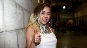 Miley Cyrus jako panda u Jimmy'ego Fallona