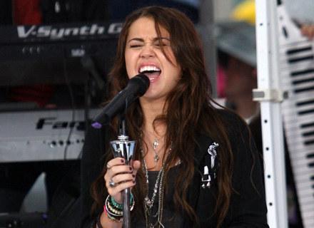 Miley Cyrus ma już dość? - fot. Bryan Bedder /Getty Images/Flash Press Media