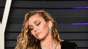 """Miley Cyrus nago. """"Jestem queer i gotowa na imprezę"""""""