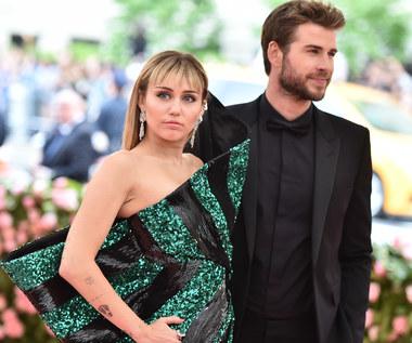 Miley Cyrus o powodach rozstania z Liamem Hemsworthem