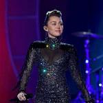 Miley Cyrus spotkała się z Hillary Clinton u Jimmy'ego Fallona