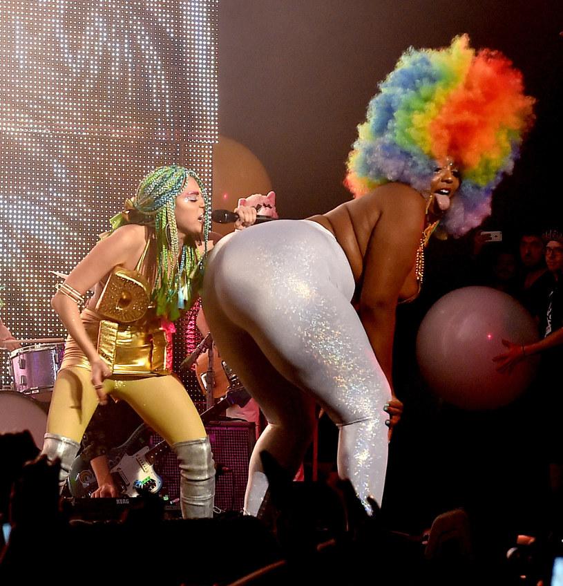 Miley Cyrus uwielbia prowokować /Kevin Winter /Getty Images